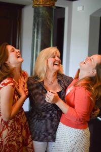 Allen laugh sisters